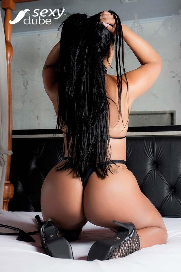 Luizza Meirelles - Sexy Girls - Sexy Clube
