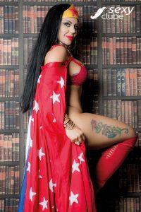Tatiana Ribeiro - Sexy Girls - Sexy Clube