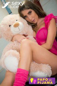 Valentine Ferrera - Papo de Pijama- Sexy Clube