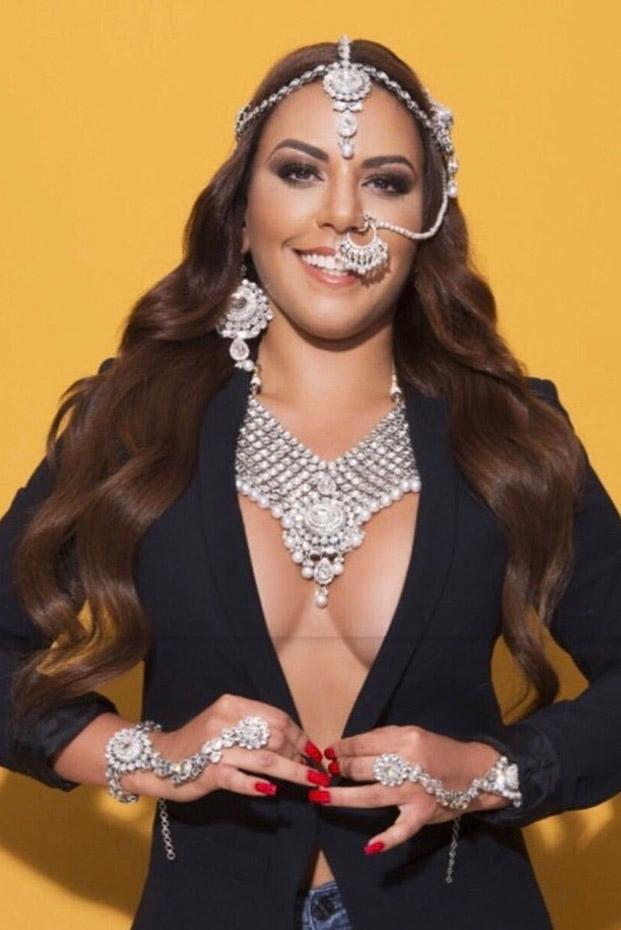 Giovana Angélica Fontes - Entrevista - Revista SEXY