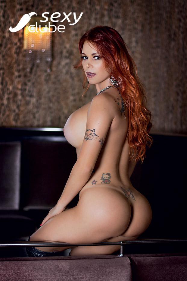 Rossane Bom - Revista SEXY de Abril de 2018