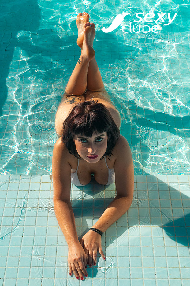 Larissa Maxine - Entrevista - Sexy Clube