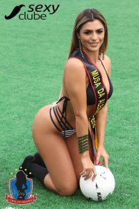 Musa da Alemanha 2018 – Carol Borges - Musa da Copa do Mundo - Sexy Clube