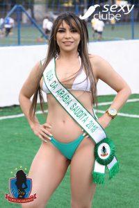 Musa da Arábia Saudita 2018 – Liane Nóbrega - Musa da Copa do Mundo - Sexy Clube