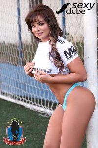 Musa da Argentina 2018 – Renata Alves - Musa da Copa do Mundo - Sexy Clube