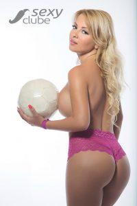 Bianka Cabral - Revista SEXY de Junho 2018