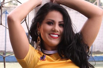 Musa do Brasil 2018 – Giselle Saran - Musa da Copa do Mundo - Sexy Clube