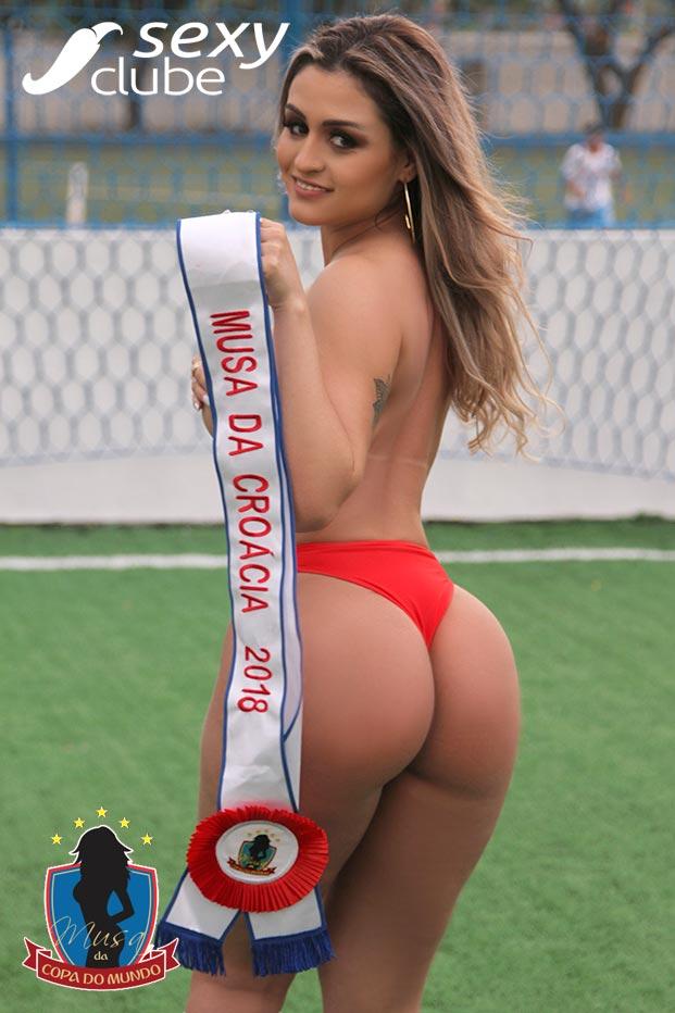 Musa da Croácia 2018 – Michelle Beus - Musa da Copa do Mundo - Sexy Clube
