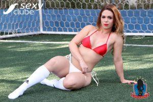 Musa da Dinamarca 2018 – Tamires Rocha - Musa da Copa do Mundo - Sexy Clube