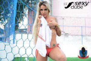 Musa da Inglaterra 2018 – Luanda Fraga - Musa da Copa do Mundo - Sexy Clube
