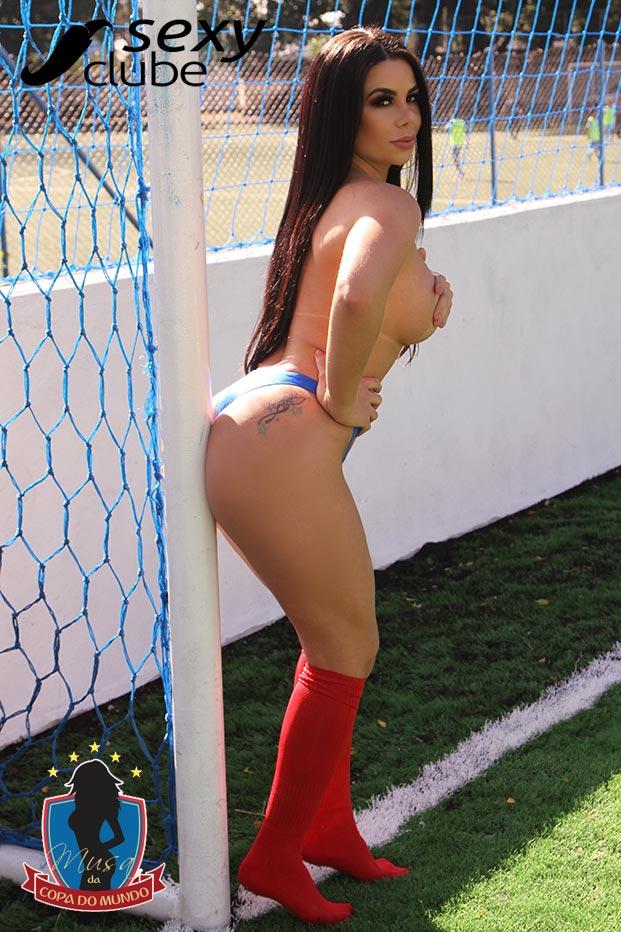Musa do Panamá 2018 – Wanessa Almeida - Musa da Copa do Mundo - Sexy Clube