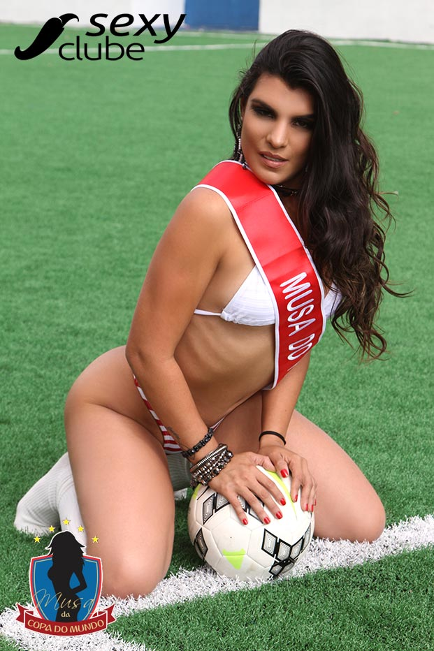 Musa do Peru 2018 – Gisele Karoline - Musa da Copa do Mundo - Sexy Clube