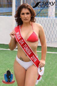 Musa da Tunísia 2018 – Kellen Nazari - Musa da Copa do Mundo - Sexy Clube