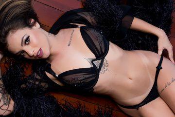 Ingrid Ribeiro - Pimentinha revelação - Casa das Pimentinhas - Sexy Clube