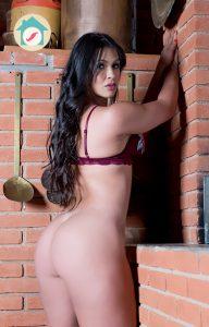 Casa das Pimentinhas 2 - Ítala Bruna - Sexy Clube