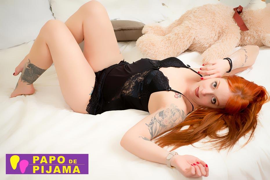 Mel Fire - Papo de Pijama - Sexy Clube