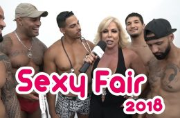 Fala Rô - Sexy Fair 2018