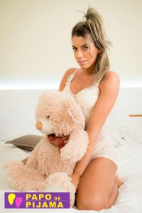 Thalita Fontenelli - Papo de Pijama - Sexy Clube