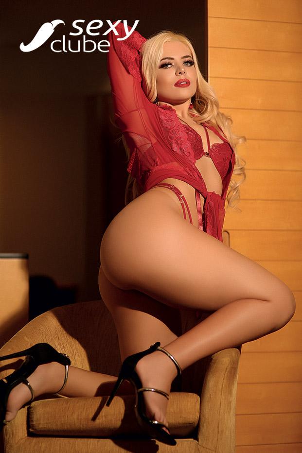 Flavia Tamayo - Revista SEXY outubro de 2018