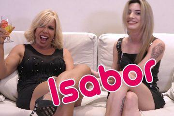 Fala Rô com Isabor cantora