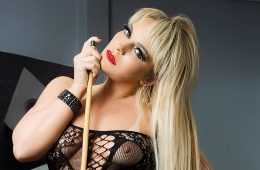Nicole Hilton - Revista SEXY - Janeiro 2019