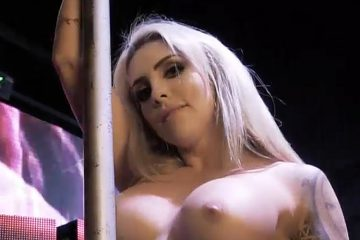 Luanda Fraga - Strip -Sexy Clube