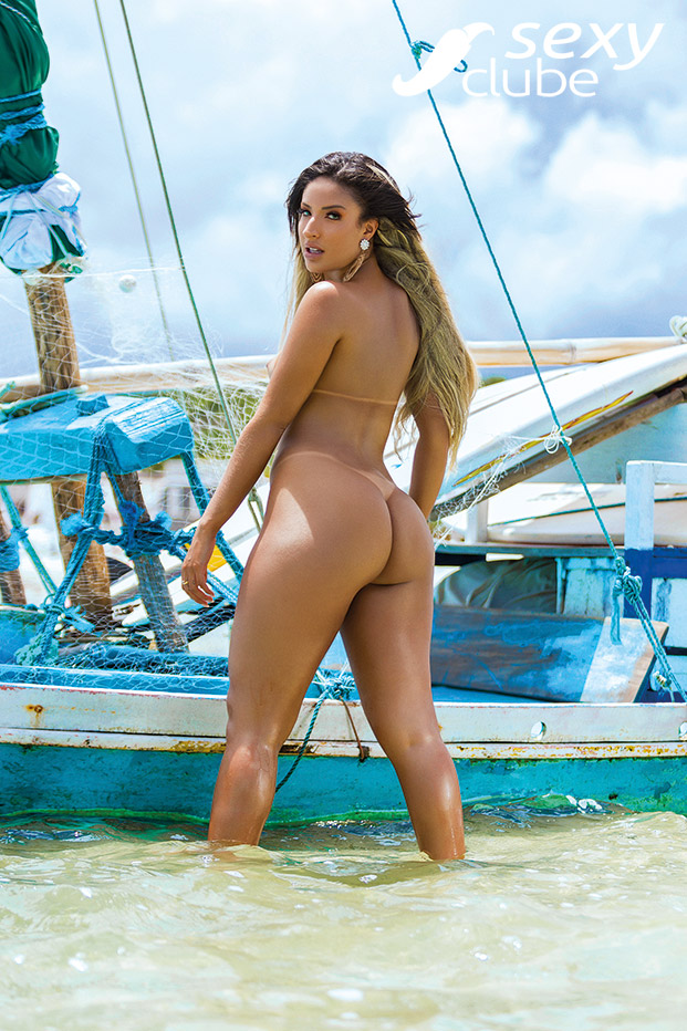 Jacqueline Mercedes - Especial Março 2019 - Sexy Clube