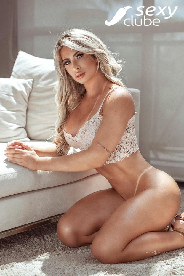 Jéssica Arboleya - Entrevistas - Sexy Clube