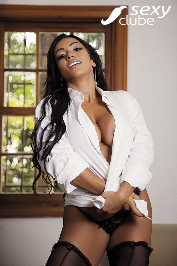 Cidiane Freitas - Capas Sexy - Sexy Clube