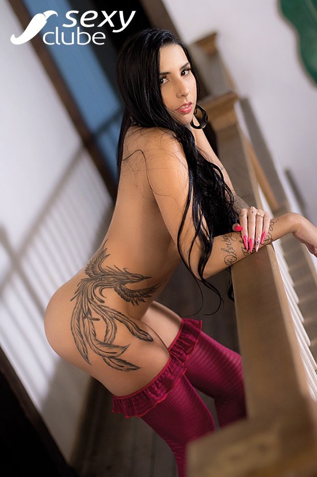 Mariana Azeredo - Sexy Girls - Sexy Clube