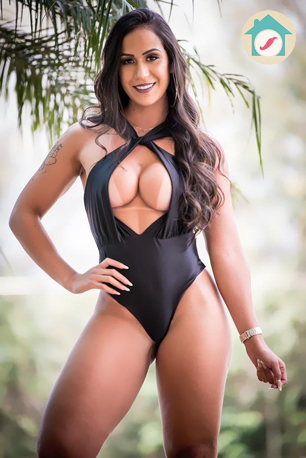 Casa das Pimentinhas 3 - Carla Moreno - Sexy Clube