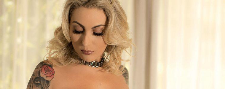 Alana Voguell - Revista Sexy Outubro 2019 - Sexy Clube