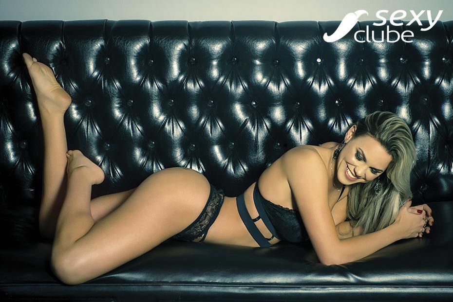 Giza Lira - Revista Sexy Outubro 2019 - Sexy Clube