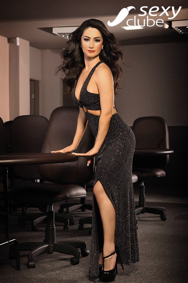 Maria D'Avila - Revista Sexy Outubro 2019 - Sexy Clube