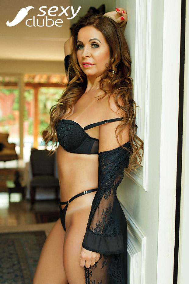 Andrea Branco - Revista Sexy Novembro 2019 - Sexy Clube