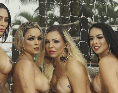 Musas do Futebol - Revista Sexy Novembro 2019 - Sexy Clube