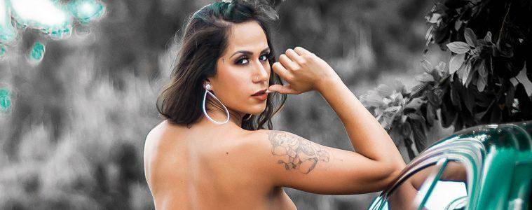 Carla Moreno - Casa das Pimentinhas - Sexy Clube