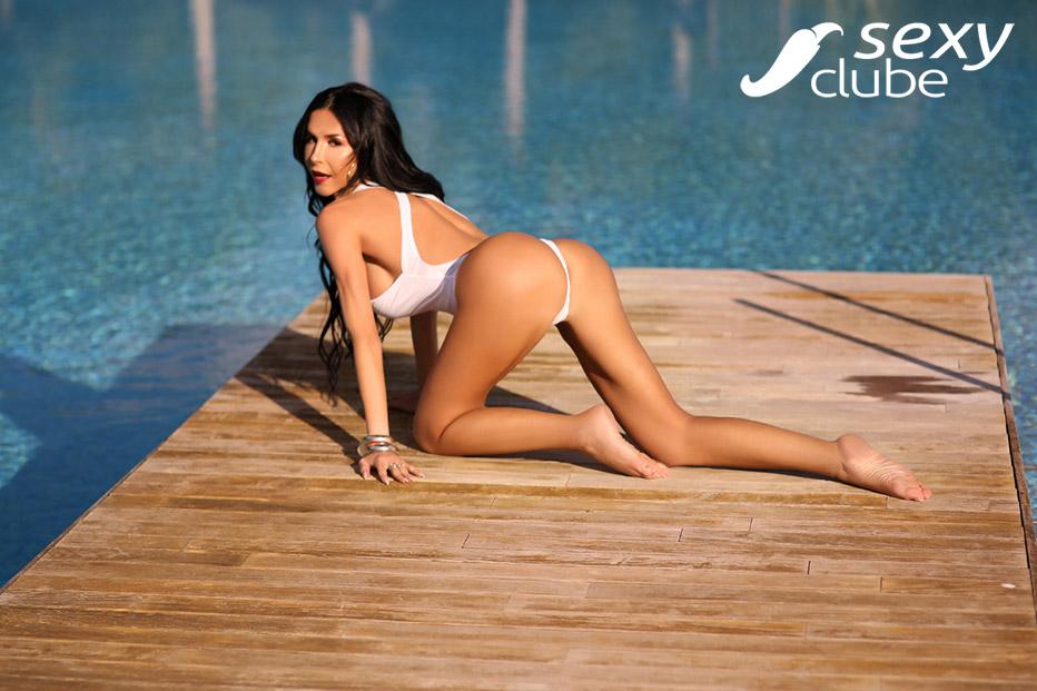 Sâmella Vinter - Revista Sexy Janeiro de 2020 - Sexy Clube