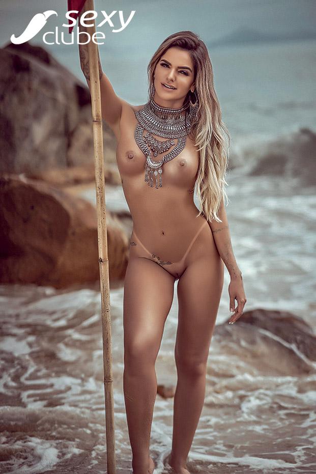 Monara Queiroga - Revista Sexy Maio de 2020 - Sexy Clube