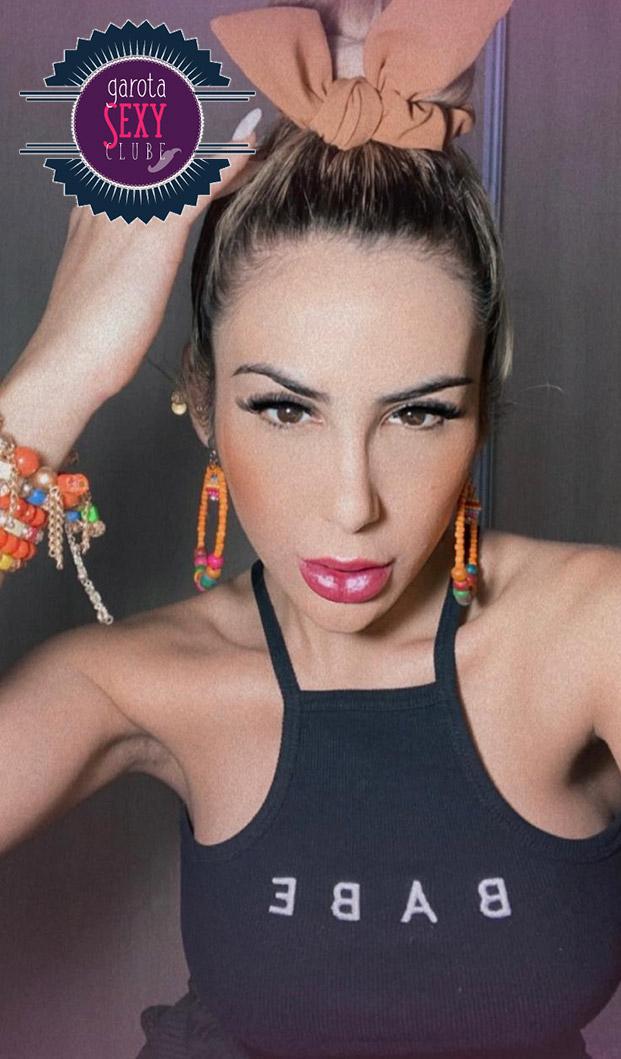 Jéssica Oliveira / Concurso Garota Sexy Clube 2021