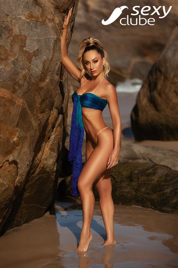 Lívia Nayara - Revista Sexy Maio 2021 - Sexy Clube