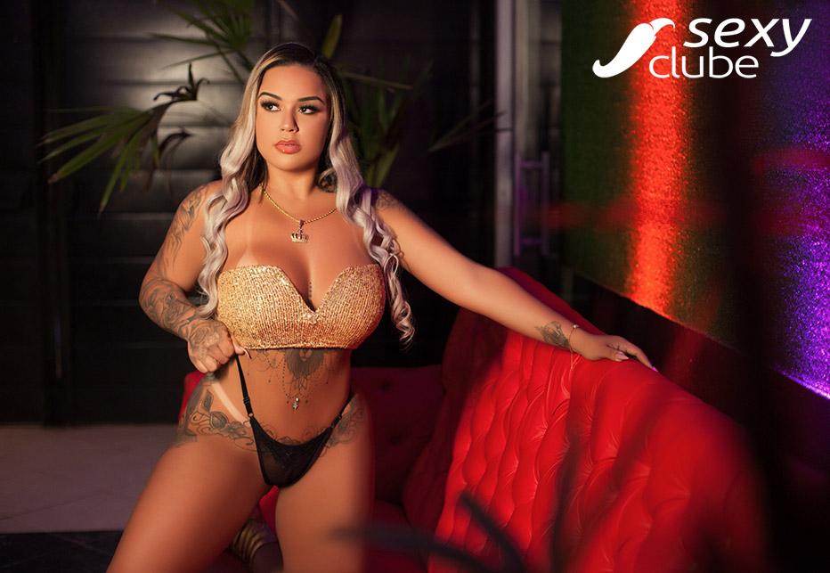 Monalisa Moura - Sexy Girls - Sexy Clube
