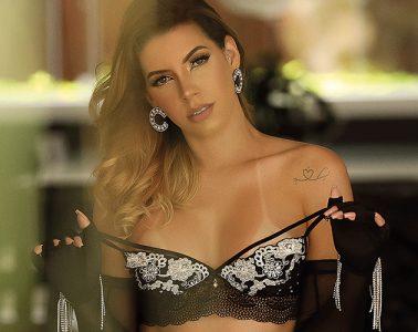 Thalita Fontenelly - Revista Sexy Agosto 2021 - Sexy Clube
