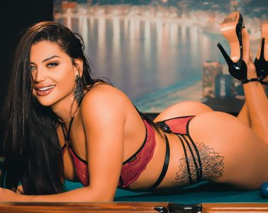 Erika (Yodda) - Sexy Girls - Sexy Clube