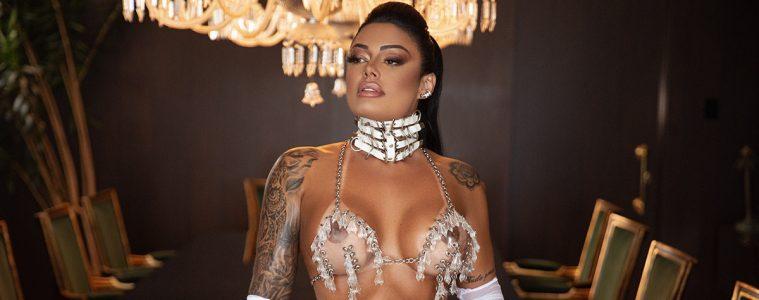 Leila Dantas - Revista SEXY Outubro 2021 - Sexy Clube